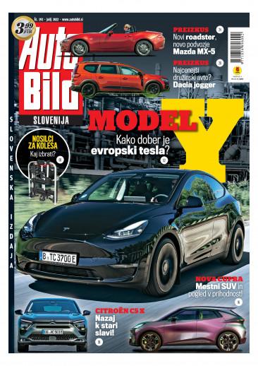 Auto Bild Slovenija