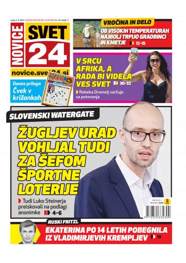 Svet24.si novice