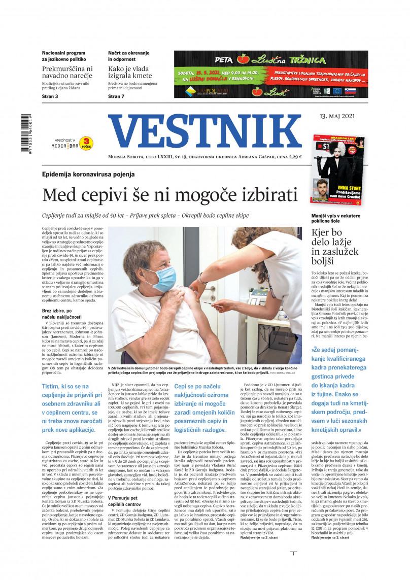 Vestnik 19