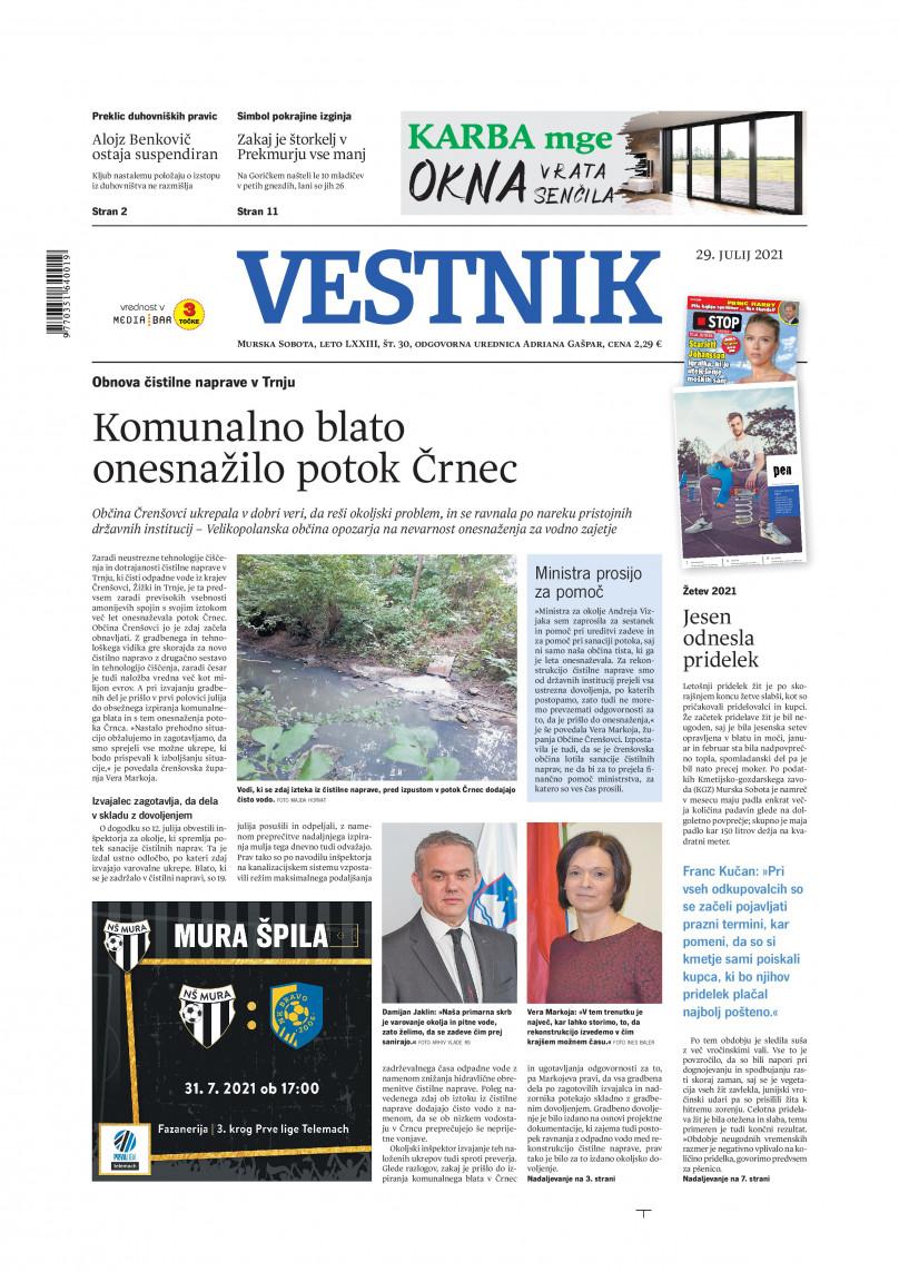 Vestnik 30