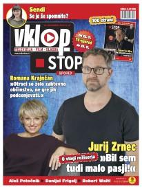 Vklop / Stop spored
