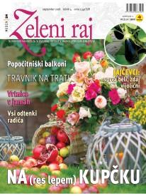 Rože in vrt/ Zeleni raj