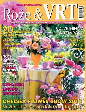 Rože in vrt / Zeleni raj